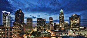 Image of center City for our best places to live in charlotte nc blog post