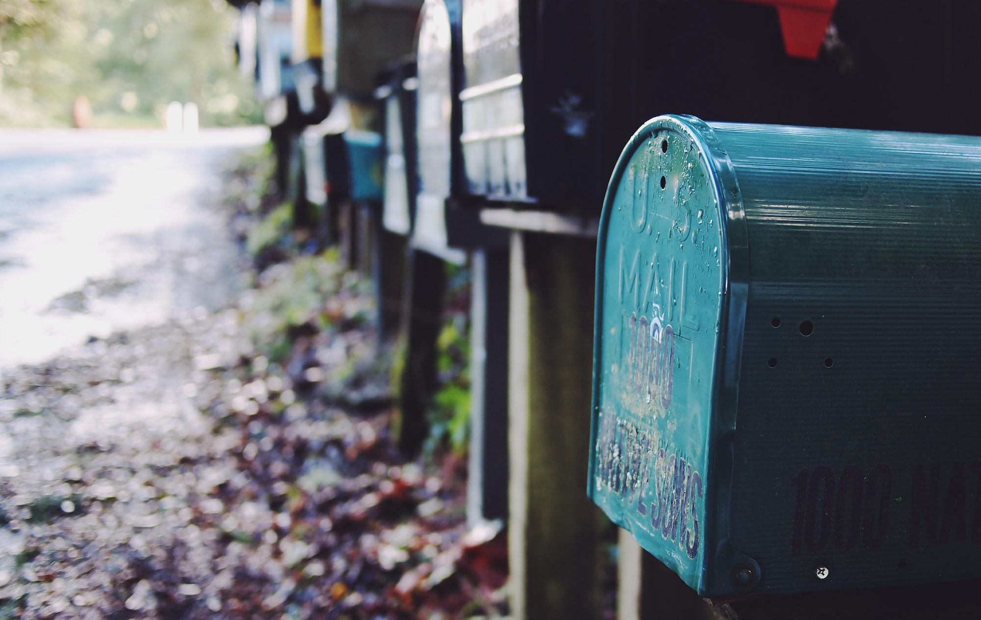 address change checklist