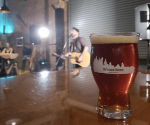 denver's woods boss marzen beer