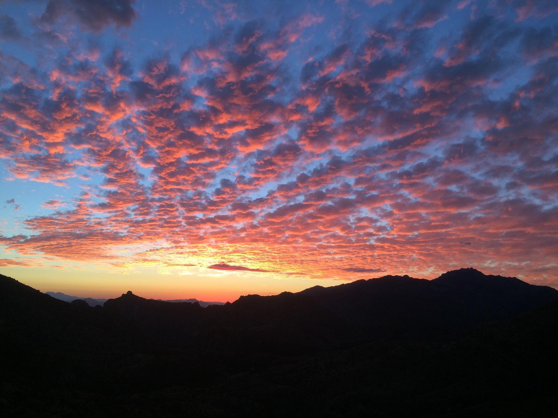 mountains in tucson, az